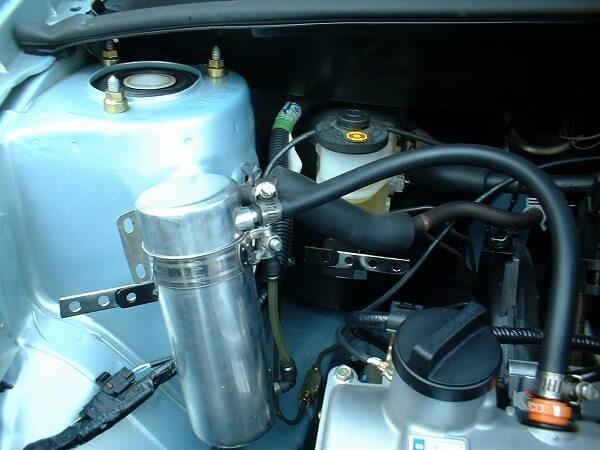 オイルキャッチタンク PCV