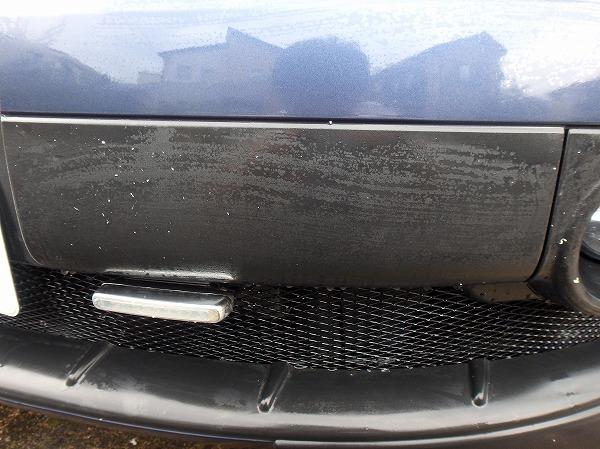 小麦粉洗車 樹脂