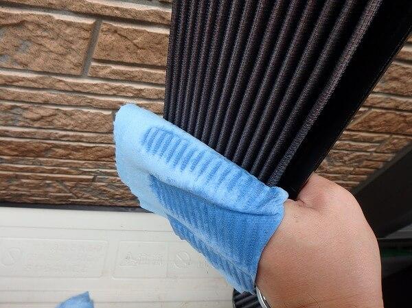 K&Nエアフィルター 乾燥 吸収 ペーパータオル