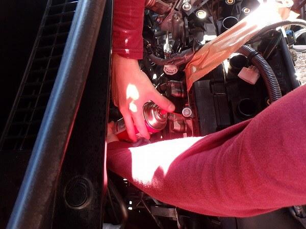 K14C エンジンコンディショナー カーボン除去