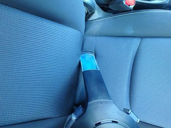 車のシート 水洗い