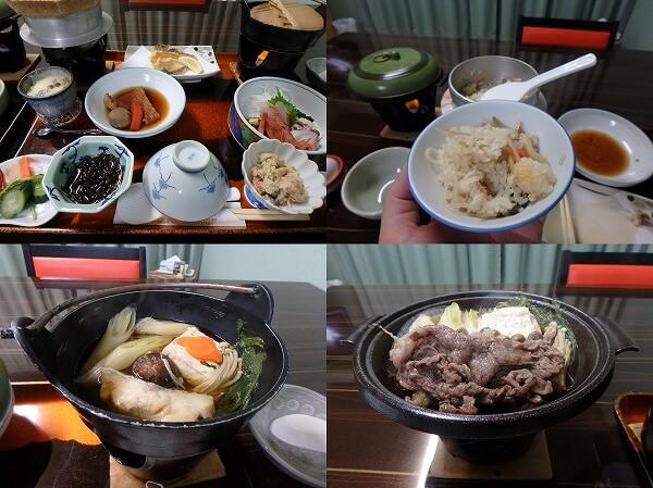 金浦温泉・学校の栖 料理 絶品