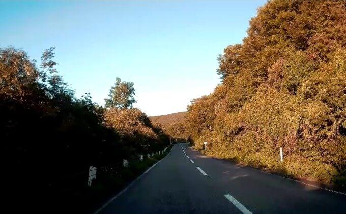 鳥海ブルーライン 山形側 ドライブ