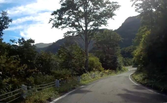 湯殿山有料道路