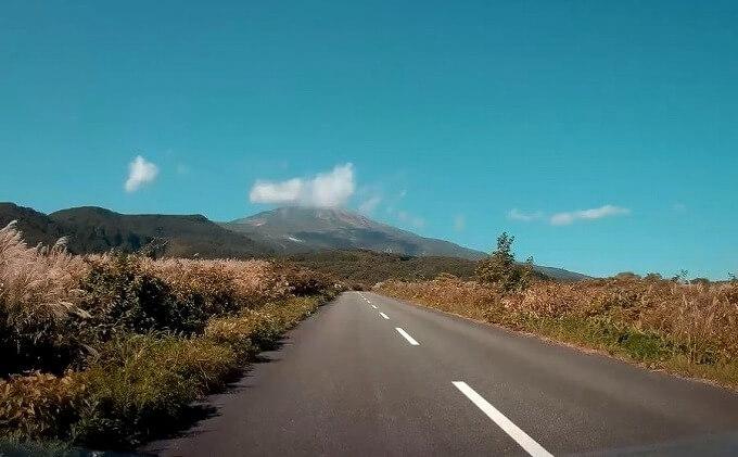 鳥海高原ライン 景色
