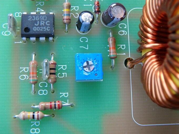 AQV-100-N 電圧調整