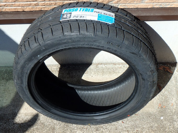 Pinso tyres PS-91
