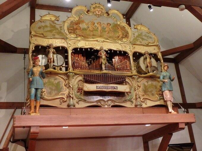 萌木の村 オルゴール博物館