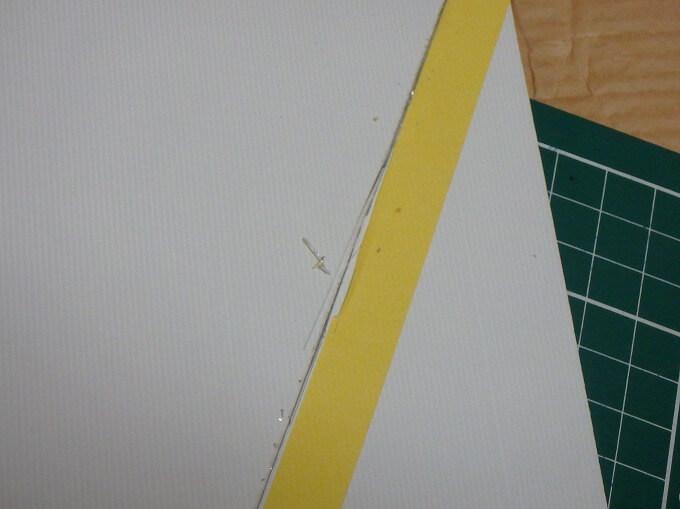 アルミ板 カッターで切る