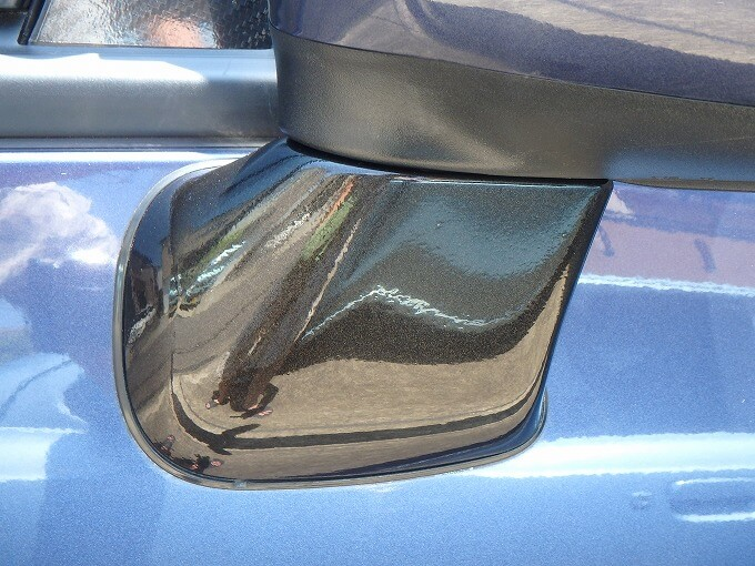 コルト Z27AG サイドミラーカバー塗装 メタリック