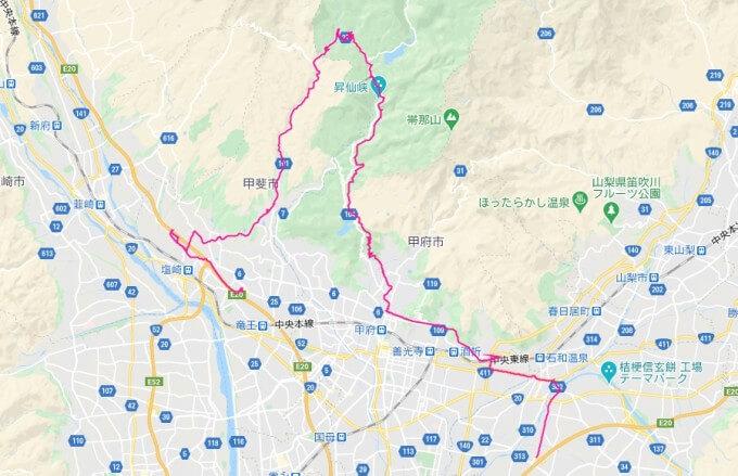 農の駅 昇仙峡 ドライブ